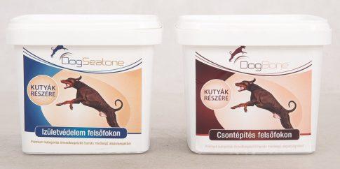 DogSeatone + DogBone